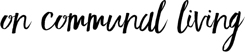 onCommunalLiving_header