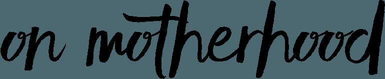 onMotherhood_header